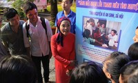 Kỷ niệm 15 năm phong trào thanh niên tình nguyện