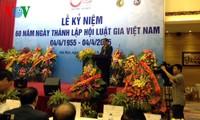 Kỷ niệm 60 năm thành lập Hội Luật gia Việt Nam