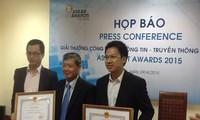Phát động giải thưởng Công nghệ thông tin - Truyền thông ASEAN 2015