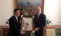 Cộng hòa Séc coi trọng quan hệ hợp tác hữu nghị truyền thống với Việt Nam
