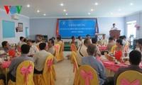 Việt kiều ở Campuchia mừng ngày chiến thắng 30/4