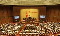 Quốc hội thảo luận dự án Luật tài nguyên, môi trường biển và hải đảo