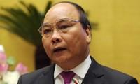 Phó Thủ tướng Nguyễn Xuân Phúc tiếp đoàn Thanh tra Chính phủ Lào