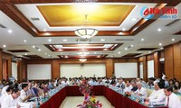 """Hội thảo khoa học  """"Nguyễn Du và Truyện Kiều với quê hương Hà Tĩnh"""""""