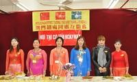 Cộng đồng người Việt tại Macau (Trung Quốc) thi tay nghề nấu ăn
