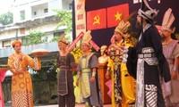 Tín ngưỡng thờ cúng Hùng Vương quy tụ và cố kết cộng đồng người Việt