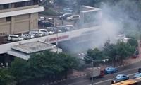 Không có người Việt Nam nào thương vong trong các vụ nổ bom và đấu súng tại trung tâm thủ đô Jakarta