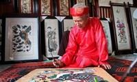 Gian hàng Việt Nam gây ấn tượng với du khách ở lễ hội châu Á tại Mỹ