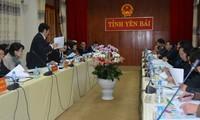 Tỉnh Yên Bái và JICA hợp tác triển khai dự án phát triển nông thôn