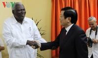 Вьетнам и Куба продолжают укреплять двустороннее сотрудничество во всех областях
