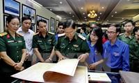 В Хошимине прошла выставка, посвященная вьетнамским архипелагам Хоангша и Чыонгша