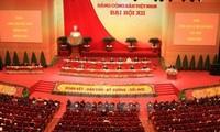 Компартия Вьетнама получила 235 поздравительных телеграмм в связи с 12-м съездом