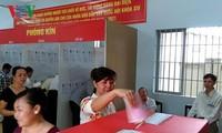 Многие зарубежные СМИ осветили ход всеобщих выборов во Вьетнаме