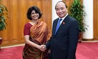 Нгуен Суан Фук принял постоянного координатора ООН во Вьетнаме