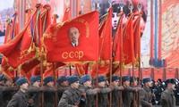 В России отметили 75-летие легендарного парада 1941 года