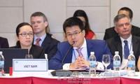 11-й день работы 1-й конференции должностных лиц АТЭС-2017 и сопутствующих совещаний