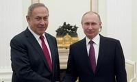 Владимир Путин высоко оценил российско-израильские отношения
