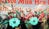 В городе Шонла открылся Фестиваль баухинии пёстрой 2017