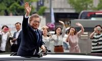 В Сеуле прошла инаугурация нового президента Республики Корея