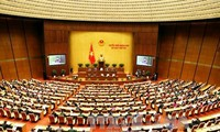 В Ханое прошел второй день работы 3-й сессии НС СРВ 14-го созыва