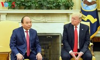 Премьер-министр СРВ Нгуен Суан Фук завершил официальный визит в США