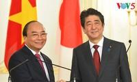 Совместное заявление об углублении стратегического партнерства между СРВ и Японией