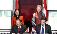 Вьетнам и Нидерланды сделали совместное заявление