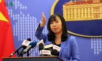 Вьетнам требует от Китая уважать суверенитет Вьетнама над архипелагом Хоангша