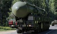 Минобороны России сообщило о запуске баллистической ракеты «Ярс»
