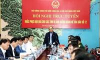 Правительство СРВ выделит 1 трлн донгов на помощь пострадавшим от тайфуна Дамри