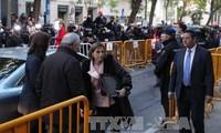 Испанский суд арестовал экс-спикера парламента Каталонии