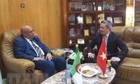 Вьетнам и Алжир активизируют торгово-экономическое сотрудничество