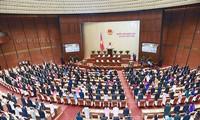 На 5-й сессии НС СРВ 14-го созыва дана оценка выполнению планов социально-экономического развития