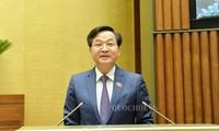 На 5-й сессии Нацсобрания СРВ обсуждается законопроект о борьбе с коррупцией