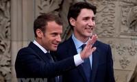 Макрон: Лидеры G7 должны оказать давление на Трампа