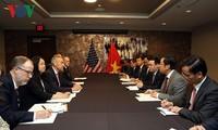 США признают систему законоположений Вьетнама об управлении бесчешуйчатой рыбой