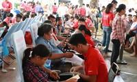 Во Вьетнаме развернута донорская программа «Красный маршрут»