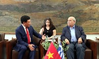 Вице-премьер Вьетнама встретился с руководителями парламента Греции
