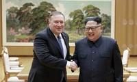 США и КНДР договорились создать рабочие группы по денуклеаризации