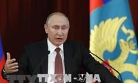 Путин: РФ будет соразмерно реагировать на шаги НАТО по созданию баз у ее границ
