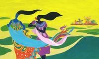 Данг Вьет Линь – художник мечты