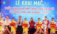 Открылась Неделя культуры, кухни, туризма и торговли Анзянг 2018