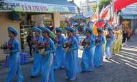 Во Вьетнаме проходит праздник «Вулан» 2018 года