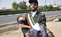 Теракт на параде в иранском городе Ахваз