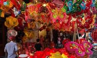Фестиваль середины осени в старом квартале Ханоя