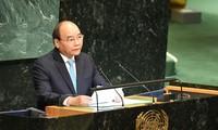 Премьер-министр Вьетнама Нгуен Суан Фук выступил на общих прениях 73-й сессии ГА ООН