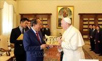 Вьетнам и Ватикан активизируют сотрудничество