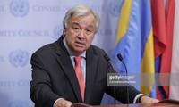 Генсек ООН надеется, что США и Россия смогут урегулировать свои разногласия по ДРСМД