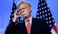 Лавров и Болтон обсудили вопросы стратегической стабильности и борьбу с терроризмом