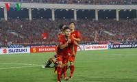 Азиатские СМИ освещали победу сборной Вьетнама в полуфинале Кубка Сузуки АФФ 2018